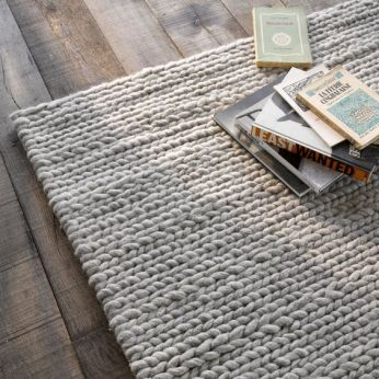 DIY #1. Coperta in corda di cotone – DIY in Italy